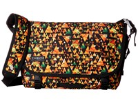 Timbuk2 Classic Messenger Print Small Tech Triangle Messenger Bags Multi