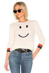 Kule The Smile Sweater Cream