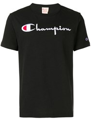 Champion Brave T Shirt Black