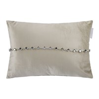 Kylie Minogue At Home Zollino Bed Cushion 30X40cm Praline