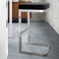 Cb2 Mack 30'' Bar Stool