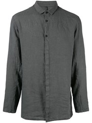 Transit Casual Shirt Grey