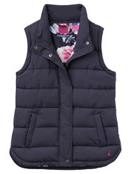 Joules Eastleigh Padded Gilet Navy