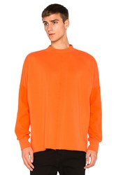 Daniel Patrick Hero Sweat Iii Orange