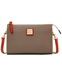 Dooney And Bourke Janine Small Crossbody Taupe