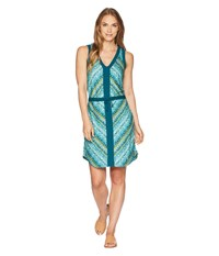 Marmot Remy Dress Clear Sky Feather Green