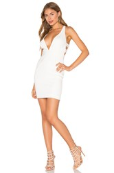 Jay Godfrey Paris Dress White