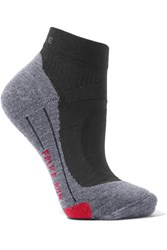 Falke Ergonomic Sport System Ru4 Knitted Socks Black