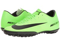 Nike Mercurial Victory Vi Tf Electric Green Black Flash Lime White Men's Soccer Shoes