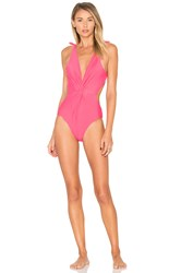 6 Shore Road Baracoa One Piece Swimsuit Coral
