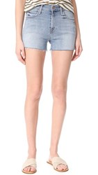 Mother Hw Rascal Fray Shorts Chatterbox