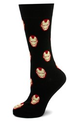 Cufflinks Inc. Men's Cufflinks Inc 'Iron Man' Socks