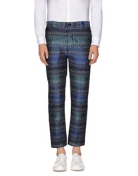 Christian Pellizzari Trousers Casual Trousers Men Slate Blue