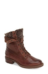 Women's Otbt 'Carlsbad' Boot Brown Leather
