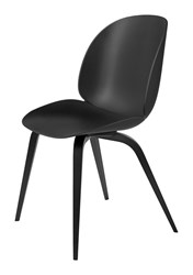 Gubi Beetle Dining Chair Wood Base