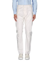 Messagerie Casual Pants White