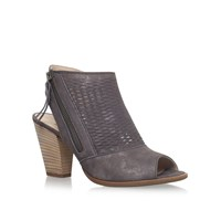 Paul Green Rosie High Heel Shoe Boots Grey
