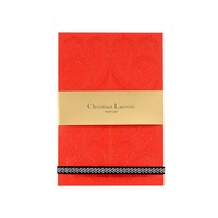 Christian Lacroix A6 Paseo Embossed Notepad Scarlet