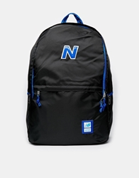 New Balance 410 Backpack Black