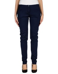 Who S Who Casual Pants Dark Blue
