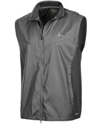 Greg Norman For Tasso Elba Men's Hydrotech Colorblocked Vest Created For Macy's Before Dark