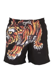 Mc2 Saint Barth Ed Hardy Barbados Tigerman Swim Shorts