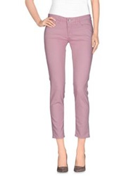 Haikure Casual Pants Pink