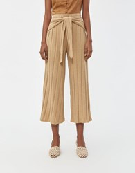 Stelen Ana Flare Pant Taupe