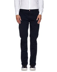 No Lab Trousers Casual Trousers Men Dark Blue