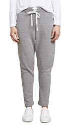 Knot Sisters Sunrise Sweatpants Heather Grey