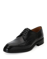 Bally Neill Calf Leather Lace Up Shoe Black
