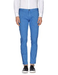 Eredi Ridelli Trousers Casual Trousers Men Blue