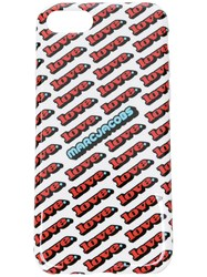 Marc Jacobs Love Print Iphone 7 8 Case White