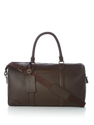 Howick Structured Holdall Brown