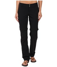 Columbia Saturday Trail Ii Convertible Pant Black Women's Casual Pants
