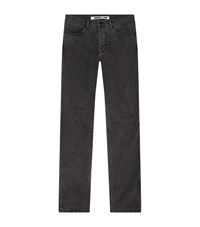 Mcq By Alexander Mcqueen Strummer Skinny Jeans Male Grey