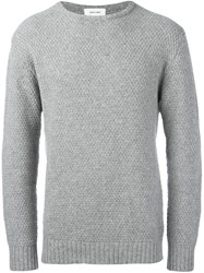 Soulland 'Rickets' Jumper Grey