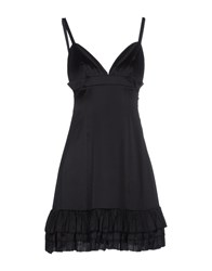 Byblos Dresses Short Dresses Women Black