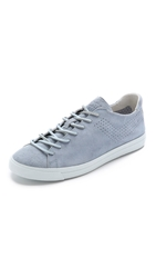 Pony Topstar Ox Suede Sneakers Blue