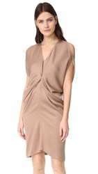 Zero Maria Cornejo Miu Dress Latte