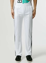 Topman Design White Tracksuit Trousers