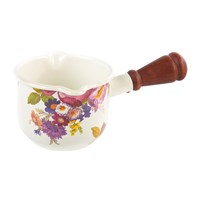 Mackenzie Childs Flower Market Butter Warmer