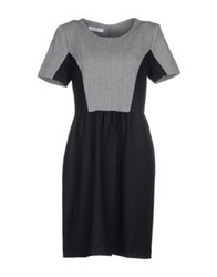 Gat Rimon Short Dresses Grey