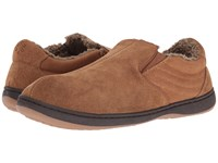 Tempur Pedic Jadin Chestnut Men's Slippers Brown