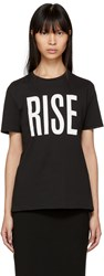 6397 Black Rise Boy T Shirt