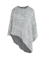 Jolie By Edward Spiers Capes And Ponchos Light Grey