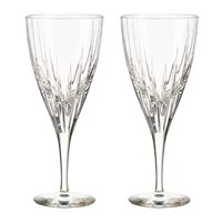 Vista Alegre Fantasy Water Goblet Set Of 2
