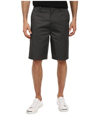 Billabong Carter Chino Short Charcoal Heather Men's Shorts Gray