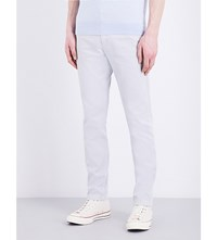 Tommy Hilfiger Slim Fit Tapered Twill Chinos Micro Chip