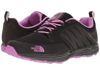 The North Face Litewave Tr Ii Tnf Black Sweet Violet Women's Shoes